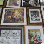 Краевая выставка-конкурс творческих работ учащихся детских художественных школ и художественных отделений школ искусств  «Моя семья»