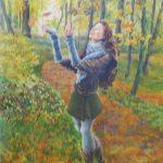 Выставка творческих работ учащихся детских художественных школ и художественных отделений школ искусств «Осенины»