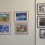 Выставка — презентация творческих работ учащихся  детских художественных школ и художественных отделений школ искусств Тихорецкого и Щербиновского  зональных методических объединений  «Родословная моей земли»