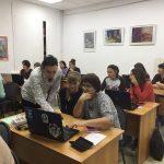 Отчет о краевом семинаре «Особенности преподавания компьютерной графики в учреждениях дополнительного образования».