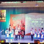 В Каневском районе состоялся муниципальный этап IV краевого фестиваля-конкурса народного художественного творчества «Во славу Кубани, на благо России»