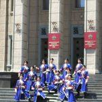 Ансамблю танца «Станица» присвоено звание  «Заслуженный коллектив народного творчества»