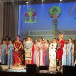 В Темрюкском районе  состоялся зональный этап  IV фестиваля-конкурса «Во славу Кубани, на благо России»