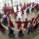 Фестиваль фольклора, традиционных промыслов и ремесел: вышивка и ткачество, песни и хороводы