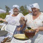Краевой фестиваль «Добра рыбка, гарна юшка» в «Атамани»