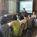 Отчет о краевом семинаре «Роль муниципальной методической службы при подготовке и проведении социально-значимых мероприятий».