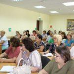 Отчет о краевом семинаре по статистической отчетности для ответственных за заполнение формы 1-ДШИ