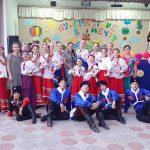 Торжественное открытие краевого фестиваля детского художественного творчества «Кубанские просторы».