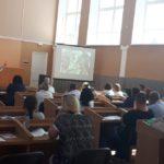 Отчет о краевом семинаре «Роль муниципальной методической службы при подготовке и проведении социально-значимых мероприятий»