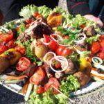 Краевой фестиваль шашлыка