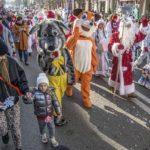 21 декабря 2019 года в Краснодаре прошел парад Дедов Морозов